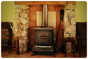 a cosy auld hearth